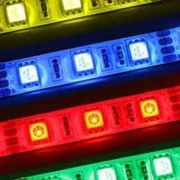 Экономное светодиодное освещение