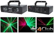 Лазер трёхцветный супперэффект TVS VS